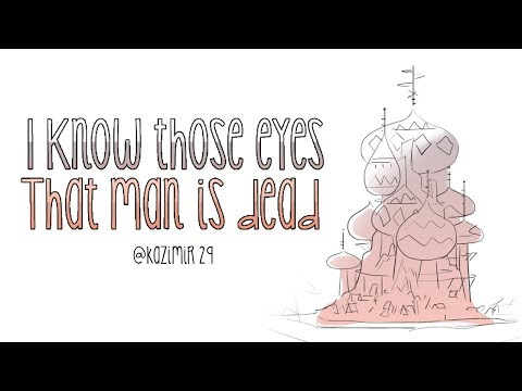 🌙 I know those eyes / That man is dead 🌙 - [A SVTFOE ANIMATIC]