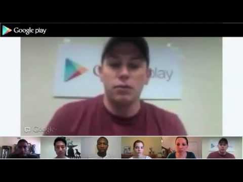 Google Play presents: Seth GrahameSmith