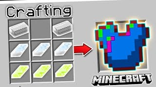 CRAFTING THE ULTIMATE MINECRAFT ARMOR!! (EP 6)