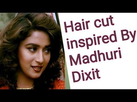 Long to Short Steps hair cut/Madhuri Dixit Style steps cut/2steps cut/Seema Jaitly