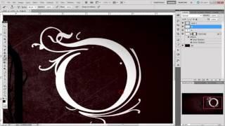 Создание логотипов в фотошопе(, 2015-10-23T09:09:05.000Z)