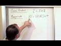 Engineering Mechanics Statics   Vol 3   Sect 5   The Cross Product Of Two Vectors 11