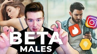 The Beta'ization Of The Male Species - Why It's A Good Thing