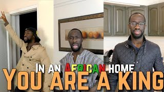 Download Clifford Owusu Comedy - In An African Home: You Are A King! (Clifford Owusu)