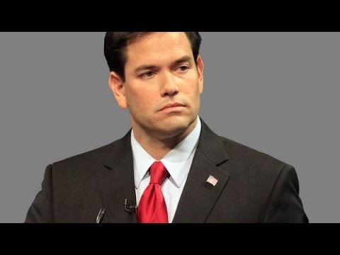 Why You Should NOT Vote For Marco Rubio In 2016