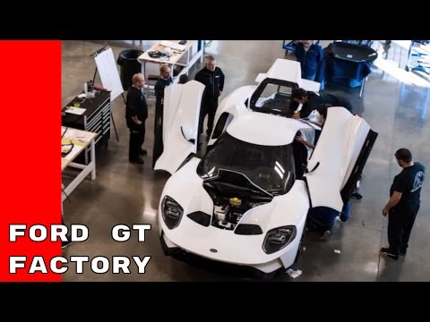 2017 Ford GT Production and Customer Deliveries Have Started