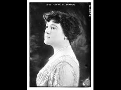 Clara Smith - Don't Advertise Your Man