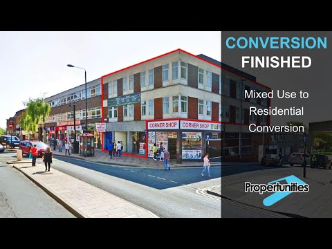 Office to Residential Conversion - A Tour by Ky Le at Propertunities [Video 5]