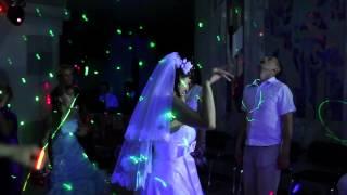 Ведущий Лебедев Владимир Минск свадьба невеста