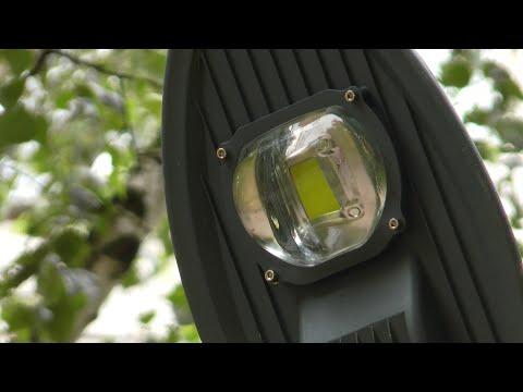 Мікрорайон «Пентагон» у Мукачеві оснастили якісним освітленням