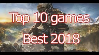 [TOPGAME] Top 10 games Action and adventure Best 2018, Android/IOS