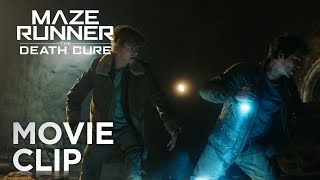 "Maze Runner: The Death Cure | ""Cranks Tunnel"" Clip 