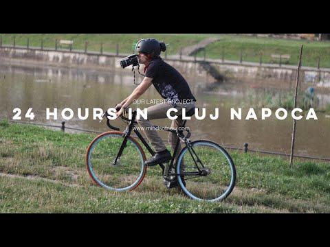 Υποστηρίξτε το νέο πρότζεκτ μού   24 Ώρες στο Cluj Napoca