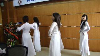 [BE MY BABY COVER DANCE CONTEST] Be my baby Wonder Girls (원더걸스) ★ NuGu (Ao dai version)