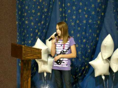 Mackenzie Arnold - GM Talent Show 029.avi