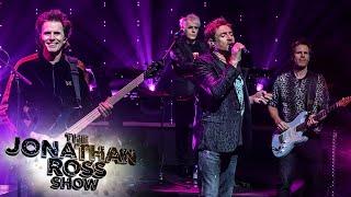 "Duran Duran - ""ANNIVERSARY"" (Live Performance)   The Jonathan Ross Show"
