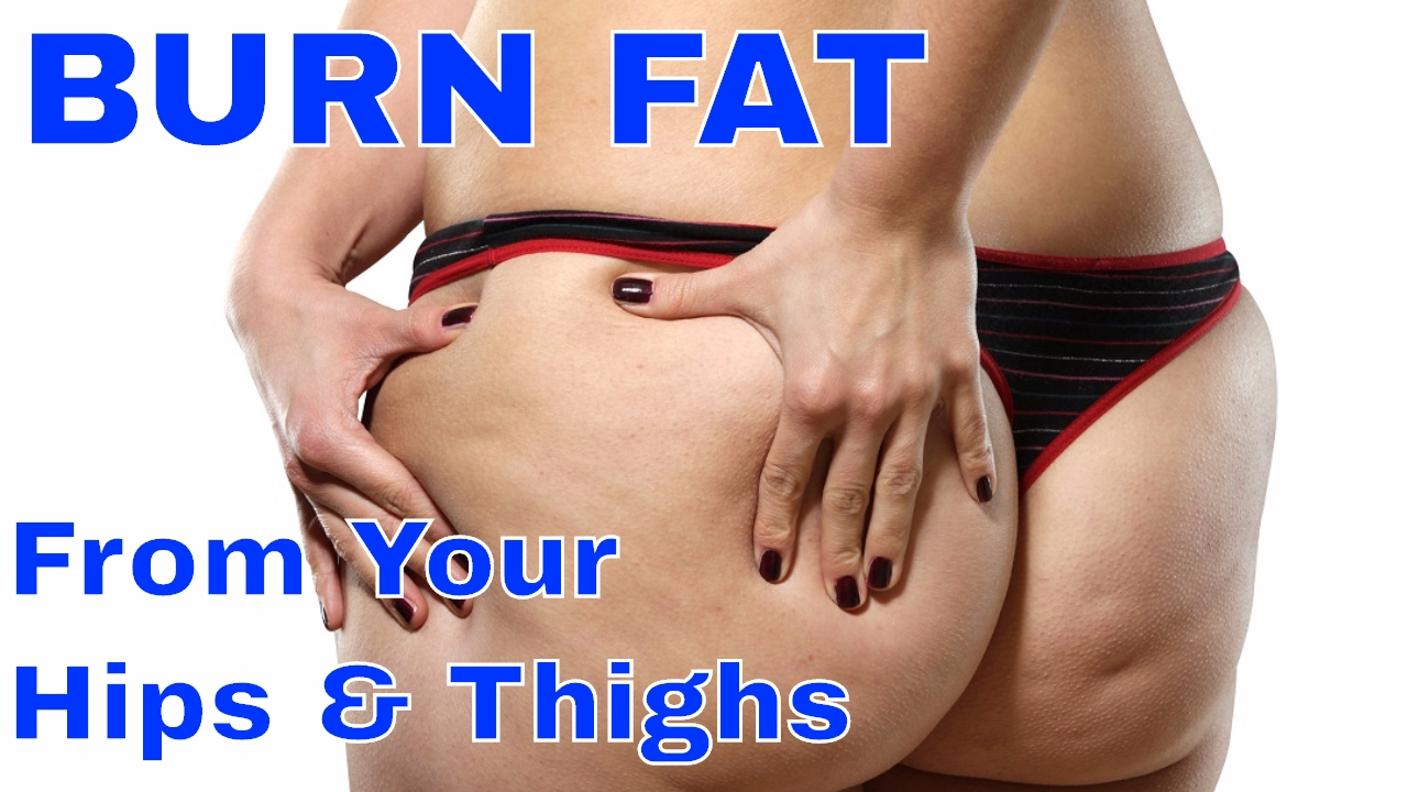 How to lose thigh and hip fat for male
