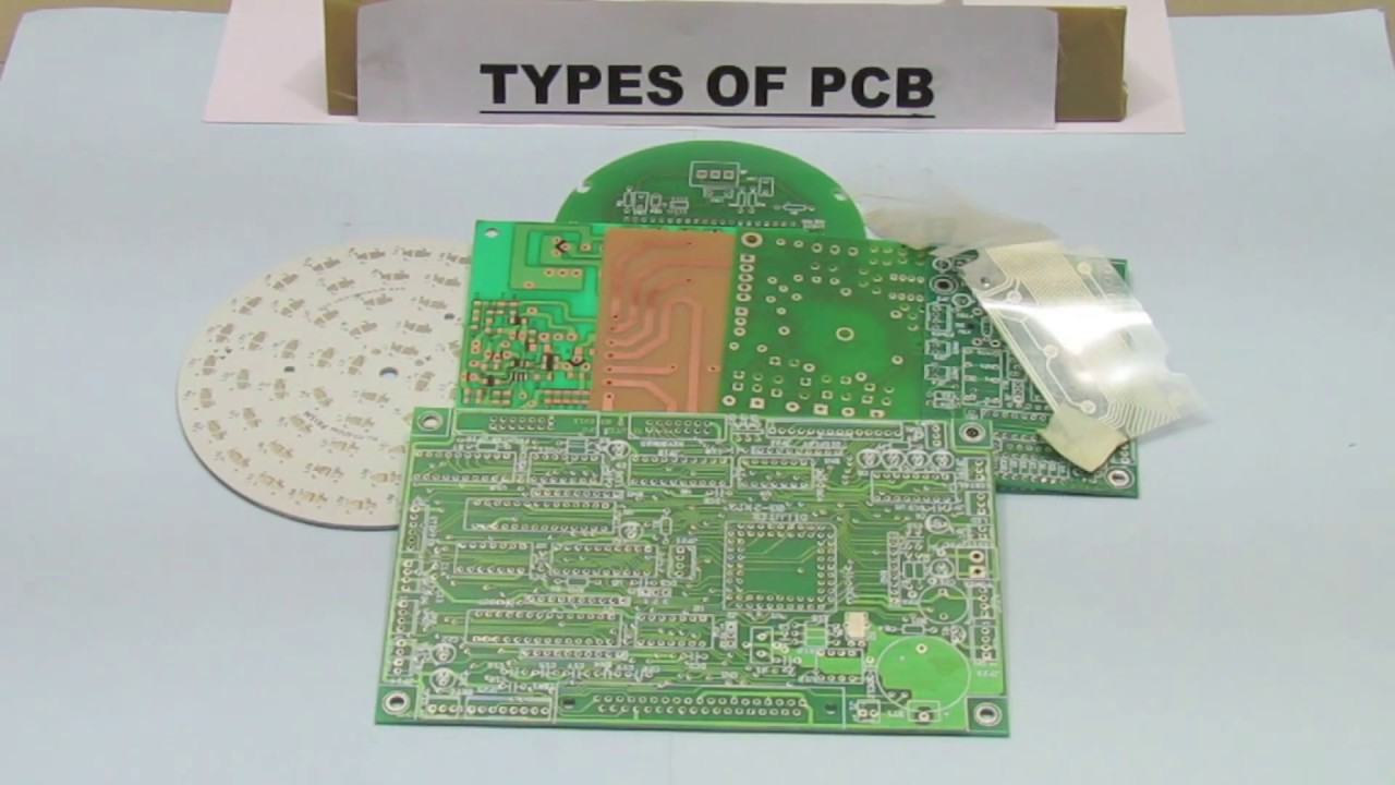 Type's of PCB (In Hindi)
