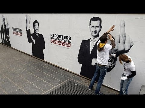 Journée mondiale de la liberté de la presse: la Syrie dans le viseur