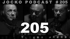 Jocko Podcast 205: Dead Man Walking. Pt.2 with SOG Warrior, Dick Thompson