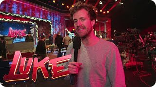Follow Luke Around! Exklusive Backstage-Tour bei den TV-Proben