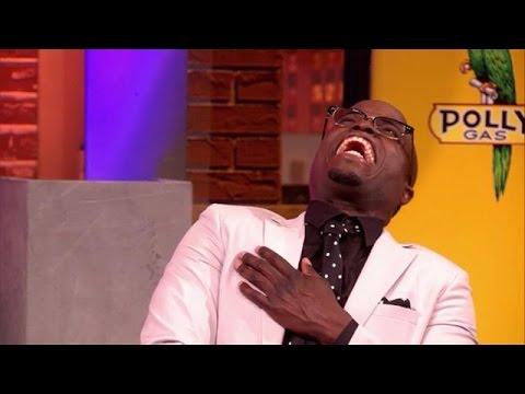 Huilen van het lachen om Rapper Sjors - DINO.