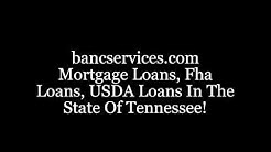 Tennessee mortgage loans; lowest loans rates in Tennessee
