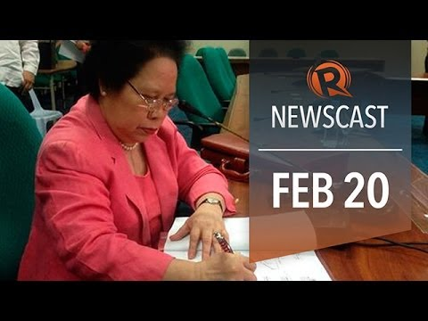 Rappler Newscast: online libel, cybercrime law, Kiev riots