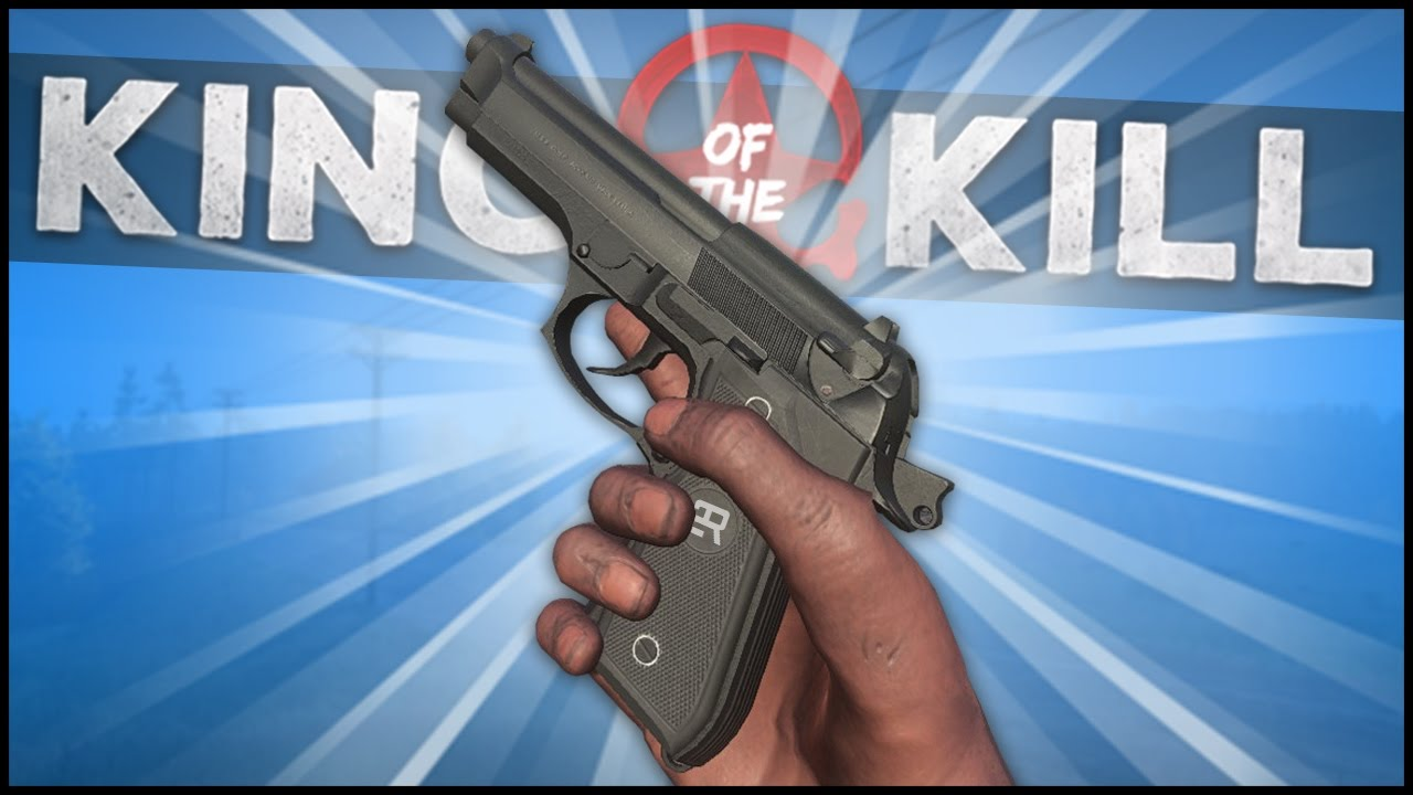 pistol only win h1z1