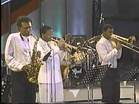 Art Blakey & The Jazz Messengers ..  Blues March 1989) mp3