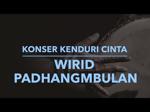 Cak Nun KiaiKanjeng Konser Kenduri Cinta - Wirid Padhangmbulan