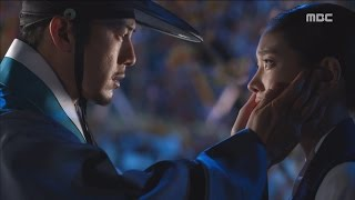 [Flowers of the prison] 옥중화- Go su ♥ Jin Se-yeon, confirm heart 20161022