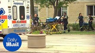 Dozens hospitalized after carbon monoxide leak at Canadian hotel