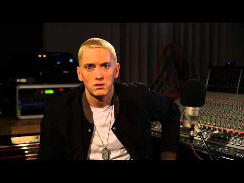 Eminem disses Jay Z, Kanye West, Drake and Lil Wayne!
