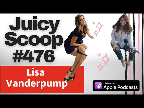 Lisa Vanderpump Finally Gives Us The Juicy Scoop
