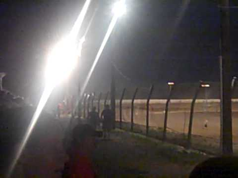 carl newberrys Cruiser Heat race 6/16/12 at Western Kentucky Speedway