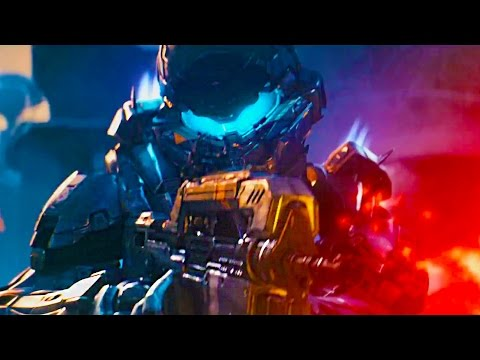 Halo 5 Trailer ANALYSIS | Spartan Locke Armor Set Trailer (Gamestop)