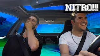 REACCIONANDO AL NITRO (Con Marcus Butler) | JUCA