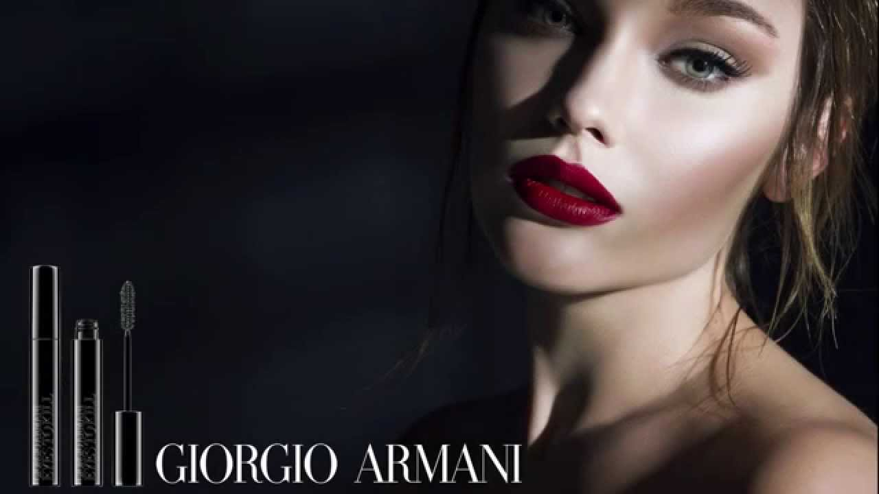 Giorgio Armani Beauty Eyes To Kill Mascara - YouTube