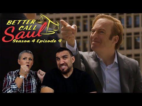 Better Call Saul Season 4 Episode 9 'Wiedersehen' REACTION!!