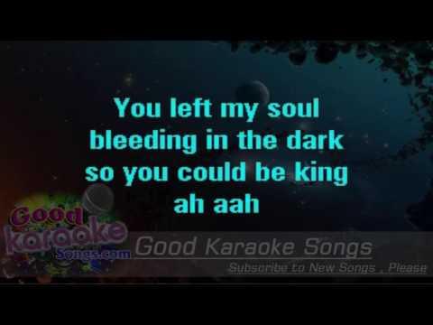 Explosions -  Ellie Goulding (Lyrics Karaoke) [ goodkaraokesongs.com ]