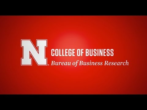 Nebraska BBR Webinar: Annual Business Indicators for the Lincoln Area