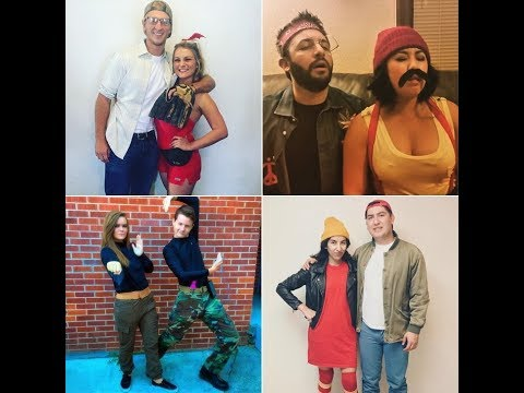 Top 13 Cutest Couples Halloween Costumes