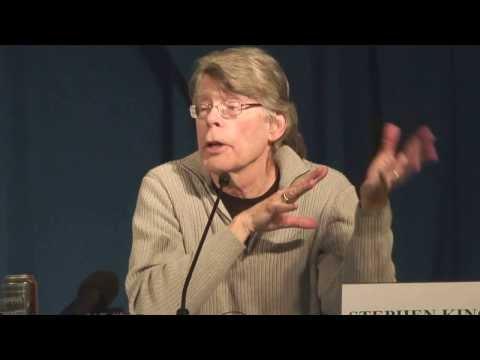 Stephen King press Conference 2013 (Paris) (1/2)