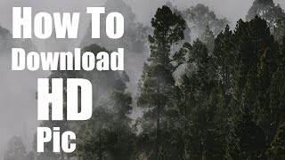 How to Download HD Wallpapers from PC and Phone no copyright | urdu and hindi