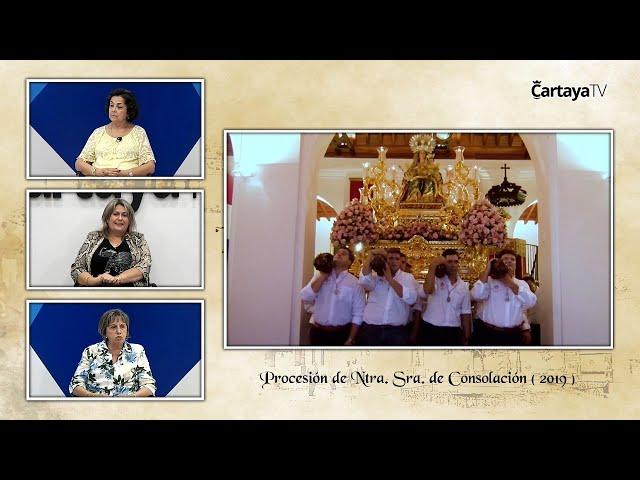 Cartaya Tv   Tradiciones, Costumbres de un Pueblo (16-09-2021)