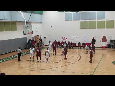 Hesse vs Hubert Middle school basketball 1-16-2019(10)
