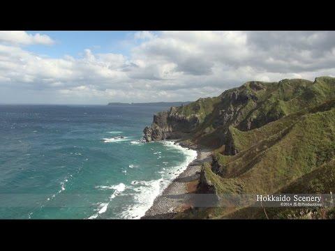 積丹半島 神威岬 Shakotan Cape Kamui Hokkaido JAPAN