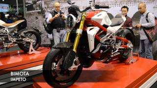 EICMA 2015 ALL THE NEW BIKES FROM ALL BRANDS!!!