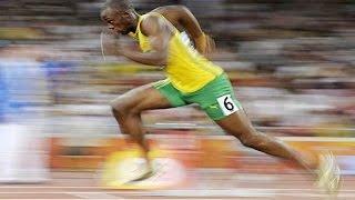 أسرع رجل في العالم